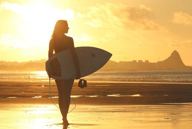 obóz surfingowy