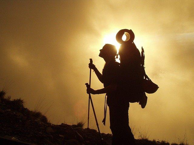 strój trekkingowy